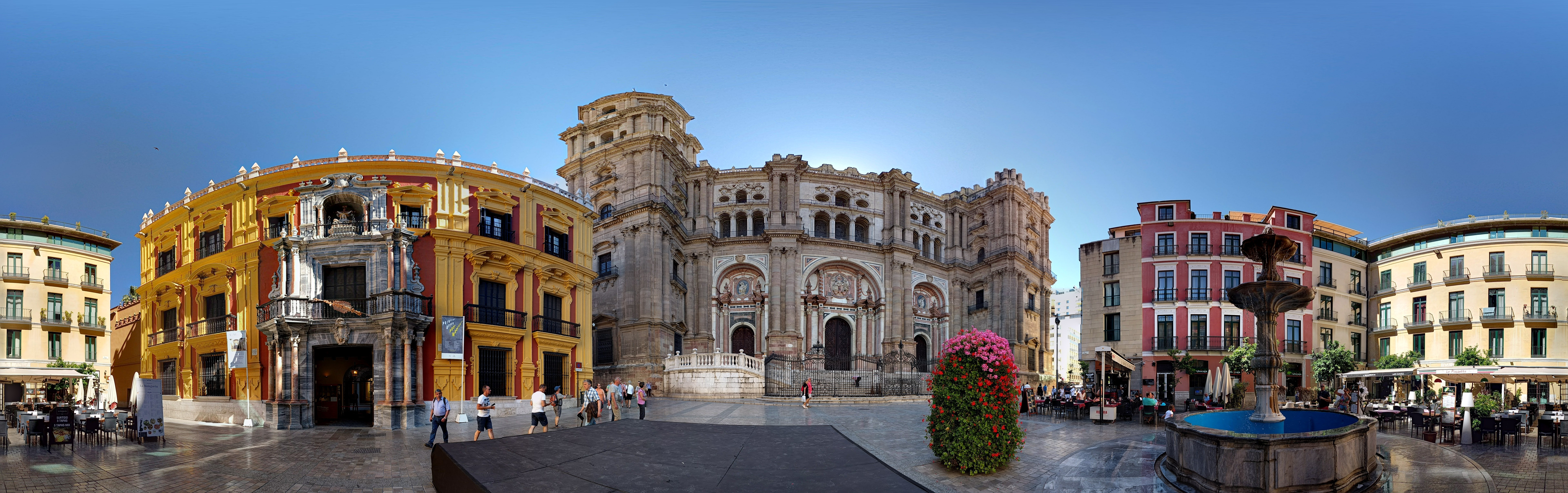 360 Photo — Plaza del Obispo